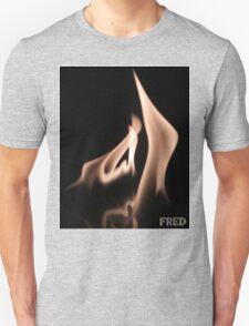 Fire on Glass - FredPereiraStudios.com_Page_07 Unisex T-Shirt