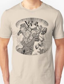 Double Rocket Punch!! T-Shirt