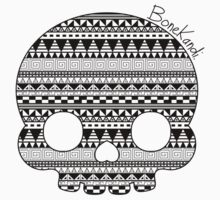 Bone Kandi - Tribal Pattern Kids Clothes
