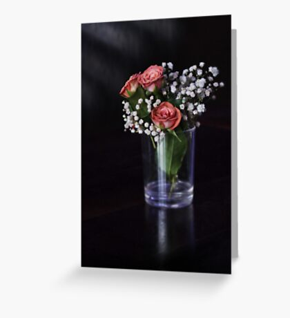 Light In the Dark Greeting Card