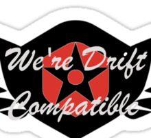 Drift Compatible Sticker