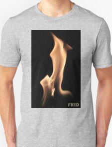 Fire on Glass - FredPereiraStudios.com_Page_21 Unisex T-Shirt