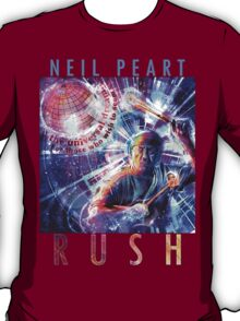 RUSH - Neil Peart T-Shirt