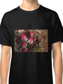 Two Tone Roses Classic T-Shirt