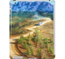 Outback Tour   (GO5) iPad Case/Skin