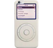 first IPOD Iphone Case iPhone Case/Skin