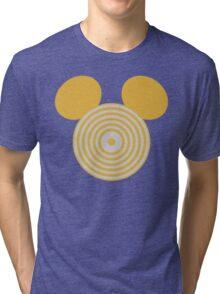 Grid Mouse 1.0 (Clu Variant) Tri-blend T-Shirt