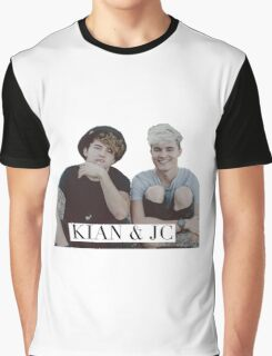 Kian & Jc Graphic T-Shirt