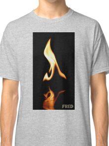 Fire on Glass - FredPereiraStudios.com_Page_27 Classic T-Shirt
