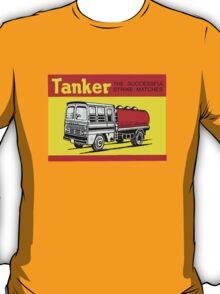 Tanker Indian Matchbox  T-Shirt