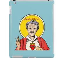 Auntie-Christ iPad Case/Skin