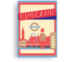 London England UK Canvas Print