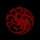 House Targaryen Worn Black by Greg Brooks