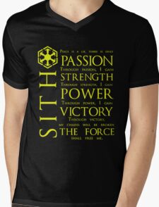 SITH Quotes Mens V-Neck T-Shirt