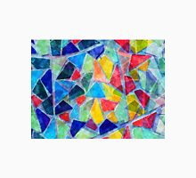 Colorful Mosaic Abstract Pattern Classic T-Shirt