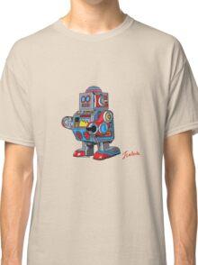 Simple robot Classic T-Shirt