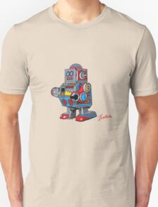 Simple robot T-Shirt