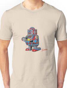 Simple robot Unisex T-Shirt