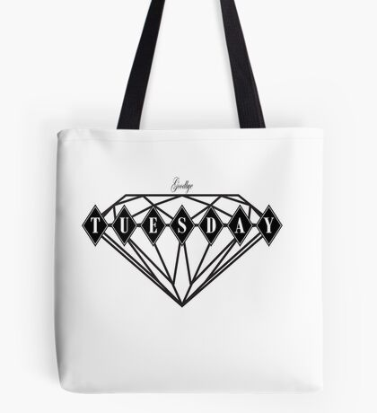 Ruby Tuesday, The Rolling Stones Tote Bag
