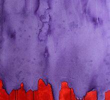 Edge of the West original painting by CrowRisingMedia