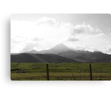 Just Nature Saying Hello Canvas Print