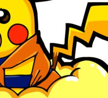 Pikagoku - Parody Sticker