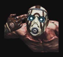 Borderlands 2 - Psycho by Giullare
