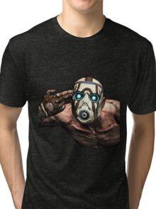 Borderlands 2 - Psycho Tri-blend T-Shirt