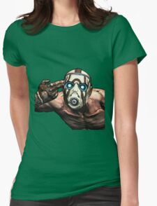Borderlands 2 - Psycho Womens Fitted T-Shirt