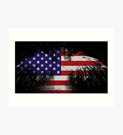 PHONE CASES - AMERICAN PRIDE - LIMITED Art Print