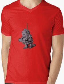 Suicide Robot Mens V-Neck T-Shirt