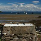 Isle of Rum - campsite with a view by lukasdf