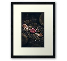 Smaugs Treasure Framed Print
