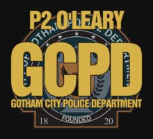 Custom Gotham Police - P2 O'Leary Kids Clothes