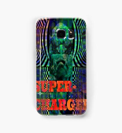 super charged Samsung Galaxy Case/Skin