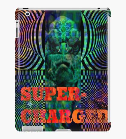 super charged iPad Case/Skin