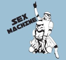 Sex Machine by MaoCax