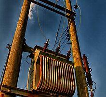 Electric Pylon by Glen Allen