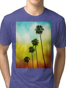 4 Palms Tri-blend T-Shirt
