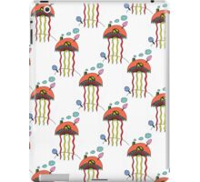 Multi-coloured Dream Home iPad Case/Skin