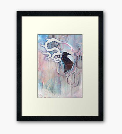 Sky Warden Framed Print