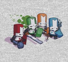 Castle Crashers by Giullare