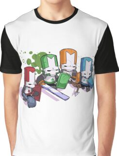 Castle Crashers Graphic T-Shirt