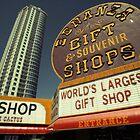Bonanza Gift Shop Neon Billboard, Las Vegas by Reinvention