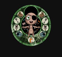 The Binding of Isaac - Cain Circle - HIGH QUALITY Unisex T-Shirt