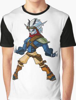 Jak and Daxter - Dark Jak Graphic T-Shirt