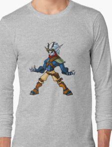 Jak and Daxter - Dark Jak Long Sleeve T-Shirt