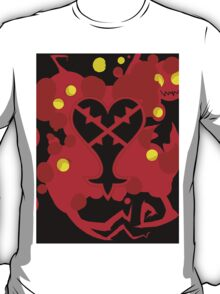 Heartless Red (Kingdom Of Hearts) T-Shirt