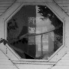 Old Window by WildestArt