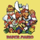 Paper Mario by LagginPotato